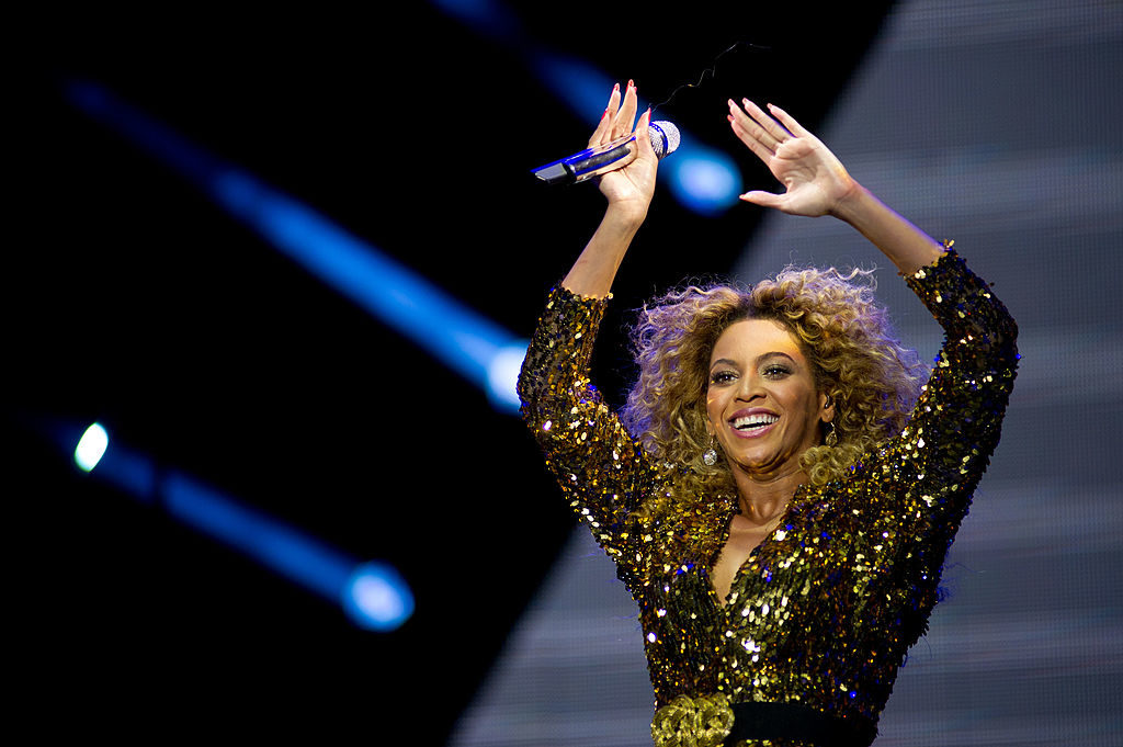 Beyonce is up for nine Grammys this year, more than any other artist.