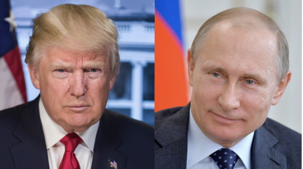 Presidents Trump and Putin will meet for the first time at the G20 Summit in Hamburg, Germany, this week.