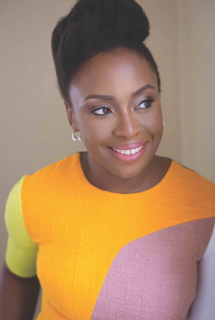 Adichie's new book is 'Dear Ijeawele, or A Feminist Manifesto in Fifteen Suggestions.'