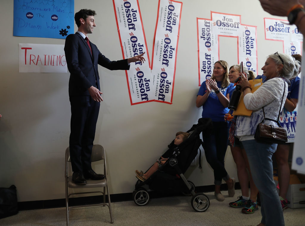 Democratic candidate Jon Ossoff fell short of outright winning a special election in Georgia's 6th Congressional District. The seat has been held by a Republican since the 1970s, but with an influx of campaign cash and support, Ossoff became a symbol of hope for a party seeking to flip the House.