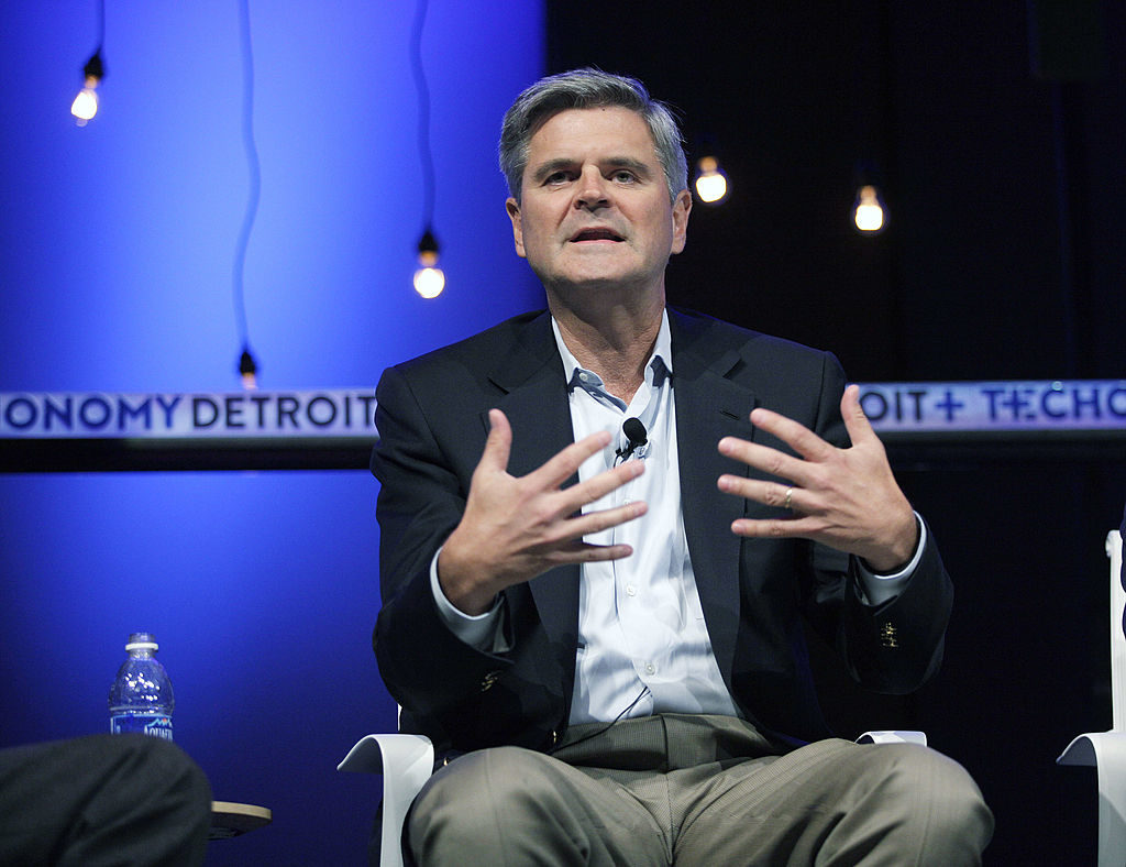 Steve Case, Chairman and CEO of Revolution LLC and co-founder of America Online, speaks in Detroit about reigniting U.S. competitiveness, creating jobs, and revitalizing cities.