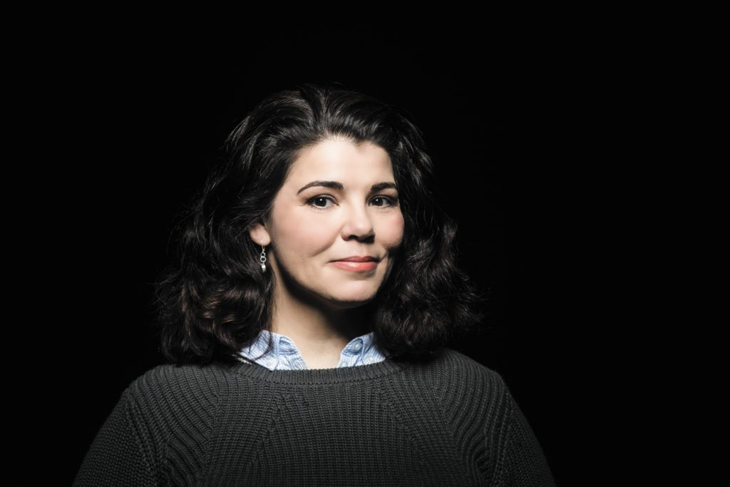 Having good conversations is Celeste Headlee's job.