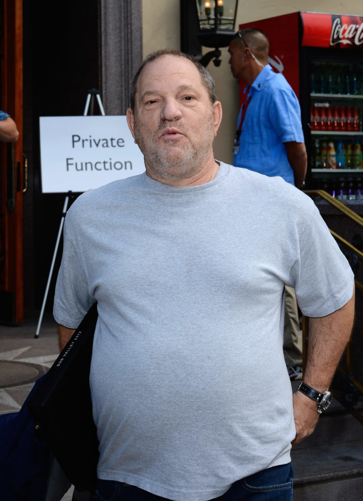 Harvey Weinstein, co-chairmen of the Weinstein Company, a film production company, attends Allen and Company's Sun Valley Conference on July 11, 2012 in Sun Valley, Idaho.