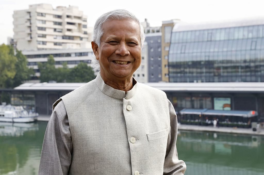 Bangladeshi economist and 2006 Nobel Peace Prize winner Muhammad Yunus is advocating for an economic system based on altruism.